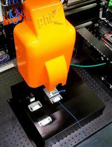 Fiber placement machine PHIX