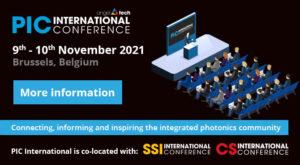 PIC International 2021 banner