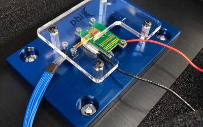 PIXAPP module TEC grating