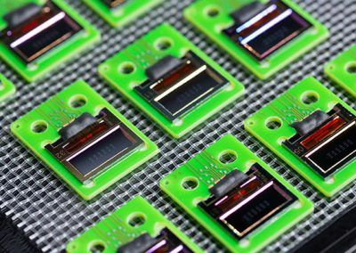 integrated photonic package for medical application
