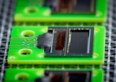 photonic biosensor package