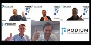 PODIUM partners launch meeting