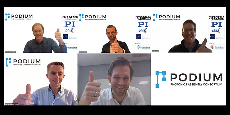 PODIUM partners launch meeting