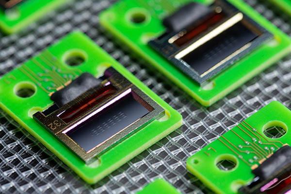 prototype SiN based photonic biosensor