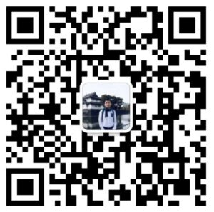 QR code WeChat Robert Wu