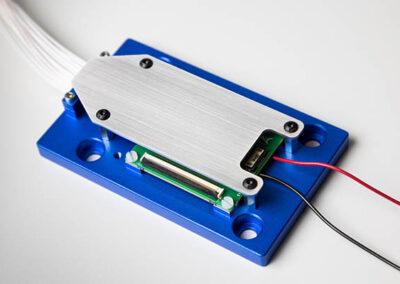 PIXAPP characterization module for photonic integrated circuit